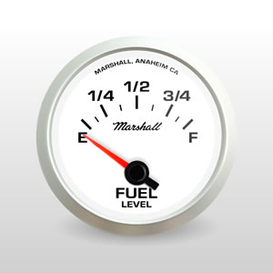 Fuel Level, 240-33 Ohm Comp II LED from Marshall Instruments
