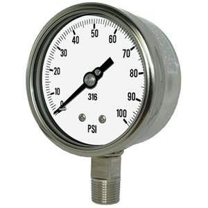 4001 - Process Gauge - Lower Mount