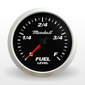 SCX Full Sweep Electric Programmable Fuel Level Gauge