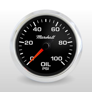 Oil Pressure SCX Sport from Marshall Instruments