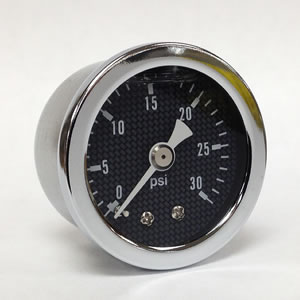 CF 0-30 PSI Liquid Filled Mechanical Gauges from Marshall Instruments