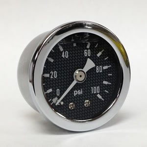 CF 0-100 PSI Liquid Filled Mechanical Gauges from Marshall Instruments