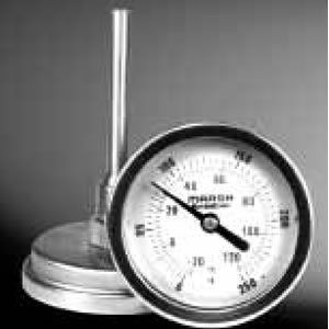Bimetal Thermometers Marsh Pressure Gauges from MARSH