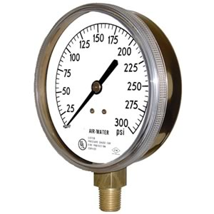 Sprinkler Gauge Marshall Pressure Gauges from Marshall Instruments