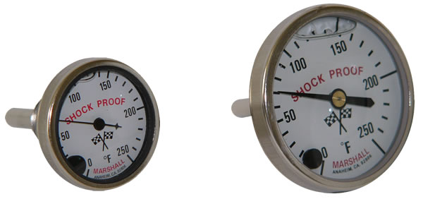 Shock Proof Engine Thermometers